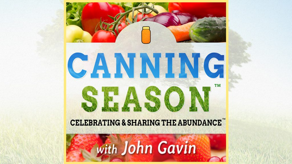 Canning Season